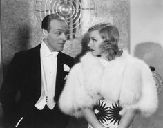 Ginger Rogers and Fred Astaire in Shall We Dance; RKO - 1937