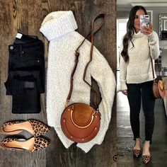 Fall outfit flat lays come to life mrscasual. Mom Outfits, Classy Outfits, Trendy Outfits, Cute Outfits, Fashion Outfits, Womens Fashion, Cold Weather Outfits, Fall Winter Outfits, Autumn Winter Fashion