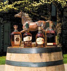 Bourbon Tours: Lexington, Kentucky  Took the Jim Beam tour, the world's largest producing bourbon distillery