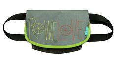 lukola handmade: ROWELOVE torebka rowerowa na pas/biodra // ROWELOV...