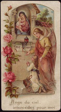 Angel of God intercede for me.