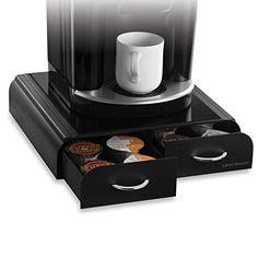 Mind Reader Anchor VUE Coffee Pack Drawer Holds 20Packs >>> Check out this great product.
