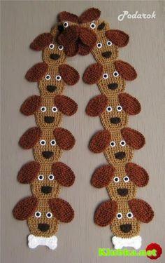 Crochet Knitting Handicraft: Crochet Children