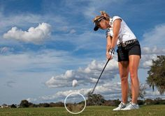 Use Paula Creamer's tips to improve with these versatile clubs on long shots into the green.