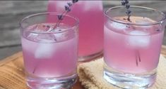 DIY Lavender Lemonade using Lavender Essential Oil Anyone suffering from any kind of anxiety or stress should definitely give this home made drink a go. Anxiety and headaches are nothing new. We are constantly trying to keep up with a fast-paced li… Getting Rid Of Headaches, Get Rid Of Anxiety, Lavender Benefits, Lavender Tea, Lavender Buds, How To Make Drinks, Tips & Tricks, How To Squeeze Lemons, How To Relieve Stress