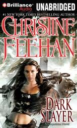 Dark Slayer by Christine Feehan  The first book I ever read by her. I was completely enthralled afterwards.  The Carpathians are amazing and this book kept me captivated for days