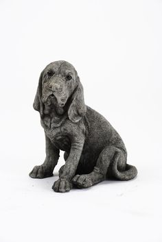 Oswaldtwistle Mills | Oakley Stone Animals - Blood Hound