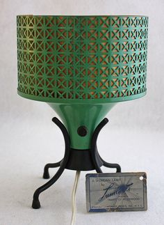 TV Lamp by Tinkers Moon, via Flickr