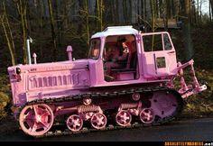 LOL Yeah! it's Pink! :)