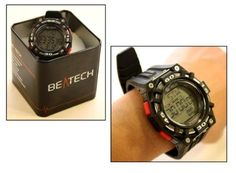 Ovente Beatech Collection BH5000BR Heart Rate Monitor Watch >>> Want to know more, click on the image.