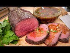 Thai Roast Beef Tenderloin & Gravy Recipe & Video
