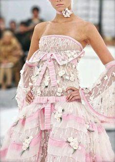Chanel Couture  #FlowerShop