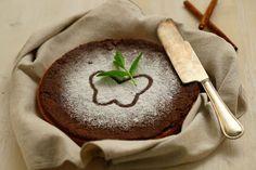 Torta di castagne | Cirio #ricetta #recipes  #recipe #italianrecipe