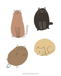 How to Draw a Cat: Easy Step by Step Tutorial Mouth Drawing, Nose Drawing, Simple Cat Drawing, How To Draw Ears, Bullet Journal Writing, Cat Stands, Korean Aesthetic, Simple Doodles, Aesthetic Drawing