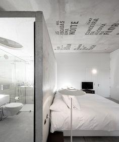 Hotell Casa do Conto, en komposisjon av ord og betong   Ideas To Steal