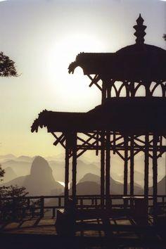 * Vista Chinesa *  Rio de Janeiro, Brasil.