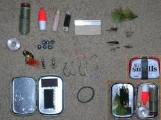 My Pocket Fishing Kit and a Poor Man& Tenkara - Have Nymph, Will . Christmas Child Shoebox Ideas, Operation Christmas Child Boxes, Christmas Crafts For Kids, Christmas 2019, Craft Gifts, Diy Gifts, Edc, Samaritan's Purse, Cleaning Fish