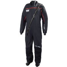 Dinghy sailing suit / drysuit / one-piece / long-sleeve 31797 Helly Hansen Helly Hansen, Sailing Gear, Adjustable Legs, Dinghy, Unisex, Water Sports, Suspenders, Motorcycle Jacket, Body