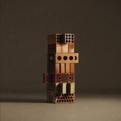 Nacho Alegre, bricks