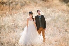 Woodsy Colorado Wedding from We Are the Parsons Ruffled