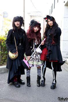 Harajuku Fashion Walk Street Snaps #harajuku #PurelyInspiration