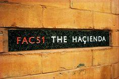 The Haçienda, Manchester, England