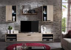 FINAL Obývací stěna - SCONTO NÁBYTEK > Obývací stěny