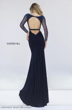 2016 Sherri Hill Prom Dress 50060