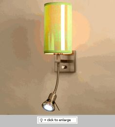 Nacar Kiwi Chelsea Wall Sconce  Item# NacarKiwiChelsea  Regular price: $300.00  Sale price: $255.00