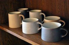 桑原典子 - Google 検索 Coffee Cups, Pottery, Clay, Mugs, Tableware, Google, Handmade Pottery, Ceramica, Clays