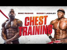 WWE Star Bobby Lashley Trains Chest with Mike Rashid - YouTube Audiobook, Bobby, Wwe, Cardio, Trains, Star, Youtube, All Star, Stars