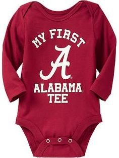Rowan does have an Alabama tee, but this is too cute