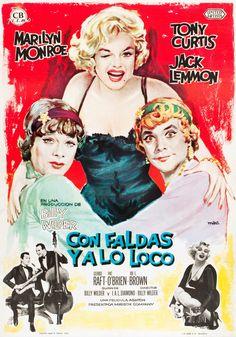 1959 - Con faldas y a lo loco - Some Like It Hot - tt0053291