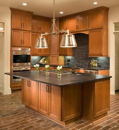 Photo Gallery of Beautiful New & Remodeled Kitchens