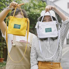 Discover recipes, home ideas, style inspiration and other ideas to try. Korean Bags, Produce Bags, Linen Bag, Fabric Bags, Cute Bags, Backpack Purse, Cotton Bag, Handmade Bags, Canvas Tote Bags
