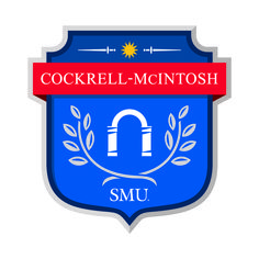 Follow the link to find out all of the symbolism behind the Cockrell-McIntosh Commons crest!
