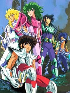 Saint Seiya, if you never watched this...you should be ashamed of yourself