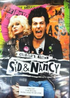 Sid and Nancy Blu-Ray: Collector's Edition with Gary Oldman and Chloe Webb, directed by Alex Cox (Repo Man). Streaming Movies, Hd Movies, Movies To Watch, Movies Online, Movie Tv, Cult Movies, Bebe Buell, Sid And Nancy, Steven Adler