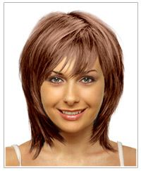 hairstyles for square jaw fine hair | The Right Hairstyle For Your ...