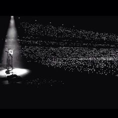 80,000 of your angels came to watch as you performed your asses off at your biggest gig in your whole career. The Script, 2015.