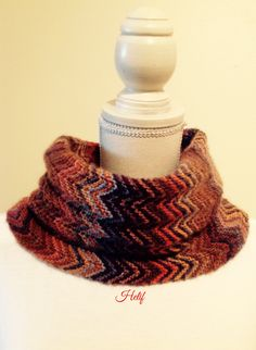 Nouveauté Magnifique col snood multicolore, Lima : Echarpe, foulard, cravate par segalita2