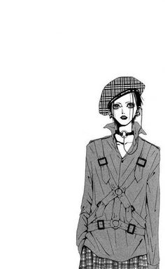 My second anibsession (after Kodomo no Omocha) -NANA ~ Nana