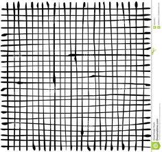 Illustration about Liquid organic black stripes grid pattern over white. Black And White Google, Pattern Sketch, Art Sketchbook, White Patterns, Sketching, Grid, Google Search, Image, Design