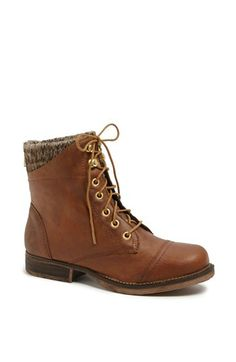 Steve Madden 'Jacksin' Leather Boot available at #Nordstrom