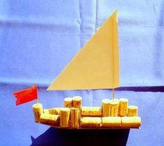 OpaBilder/Segelboot-aus-Korken3