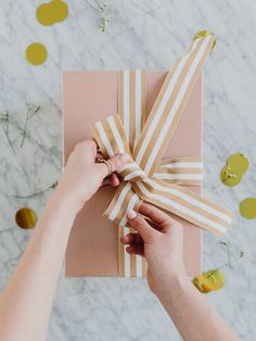 Valentine's Day Gift Box DIY - Homeade Gift Ideas that are also Inexpensive and affordable! The Effortless Chic