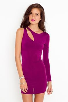 Sliced Dress