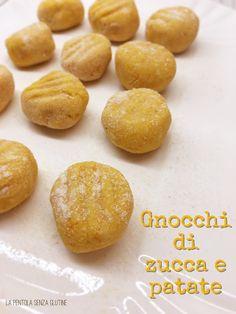 La pentola senza glutine: Gnocchi di zucca e patate