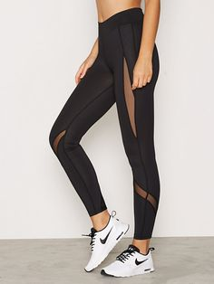 Hot Mesh Shaping Tights