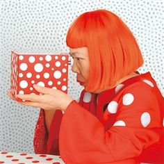 Yayoi Kusama. At 83 years old, Japanese artist Yayoi Kusama boasts a pioneering oeuvre in many forms of media from the past five decades. Possessing a hallucinatory obsession with dots due to hardships she suffered as a child, Kusama uses art as an outlet. Today, as she willingly lives in a mental hospital in Tokyo, her artwork garners international success in museums and galleries all over the world, with a current solo exhibition at the Tate Modern and On Stellar Rays gallery in New York.